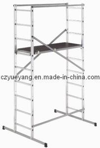 Aluminium Indoor Scaffolding Tower System pictures & photos