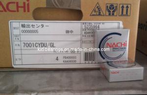 NACHI 7001cydu/Gl Angular Contact Ball Bearing (7002CYDU, 7003CYDU, 7005CYDU, 7006CYDU) pictures & photos