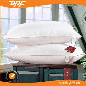 White Good Quality Hotel Super Soft Microfiber Pillow pictures & photos