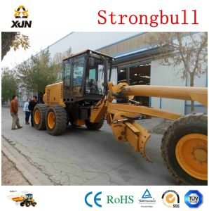 China Heavy Earthmoving Machinery Motor Grader Gr215 for Sale pictures & photos