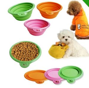 Hot Sale Folding Pet Bowl Portable Dog Bowl