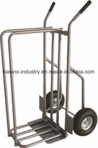 Strong Firewood Hand Trolley Cart pictures & photos