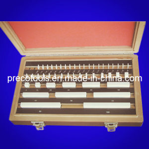 Supply Large Size Steel Gauge Blocks Set pictures & photos