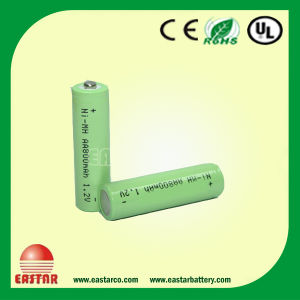 Ni-MH AAA 800mAh 1.2V Li-ion Rechargeable Battery Pk pictures & photos