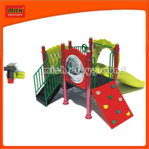 CE Residential Large Outdoor Plastic Playground Equipment pictures & photos