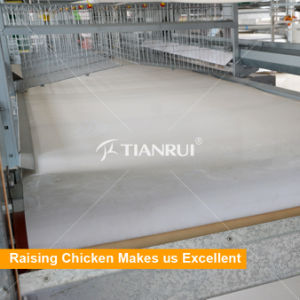 Automatic electric Chicken House Cleaner with Manure Belt pictures & photos