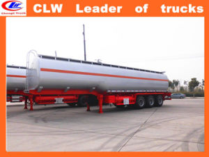 Three Axles Fuel Tanker Semi Trailer pictures & photos