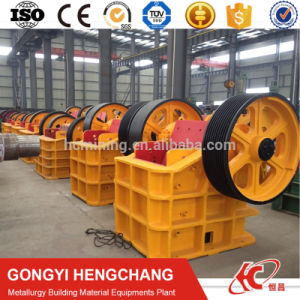 New Condition Mining Machinery Laboratory PE Jaw Crusher Type pictures & photos