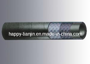En 854 1te/2te/3te Textile Yarn Fiber Braid Hydraulic Hoses pictures & photos