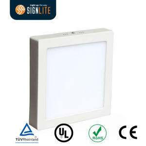 Surface Mounted 30*30cm/300*300mm Square/Round 24W LED Downlight Panel Light pictures & photos