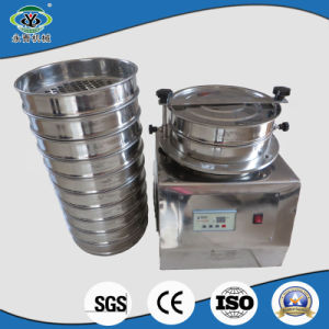 200mm Diameter Standard Soil Test Sieve Shaker for Particle Size Distribution Analysis pictures & photos
