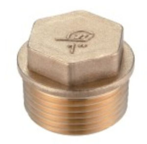 Brass Fittings Male Plug Copper Tb-09 pictures & photos