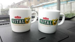 Best Price for Vital Tea Cup pictures & photos