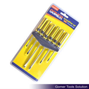 6PCS Screwdriver for Home Hardware (T02374)