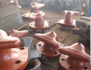 Tee Head Type Mooring Bollard Manufacture pictures & photos