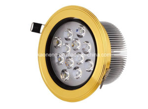 Square, Round Shape LED Downlight