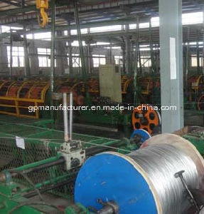 500kg Wooden Reel 1*7 Galvanized Prestressing Steel Strand pictures & photos