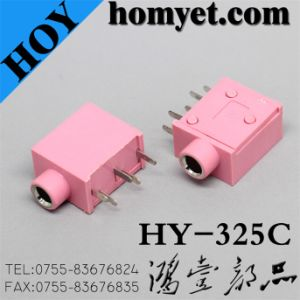 Shenzhen Factory Phone Jack /Phone Connector (Hy-325c) pictures & photos