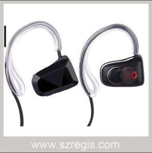 Sports Hands Free Stereo Wireless Waterproof Bluetooth V4.1 Headphone Earphone pictures & photos