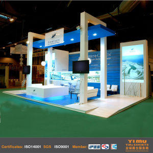 China Booth Building pictures & photos