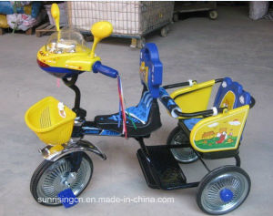 2015 Hot Sales Children Tricycle /Baby Tricycle 108-D pictures & photos