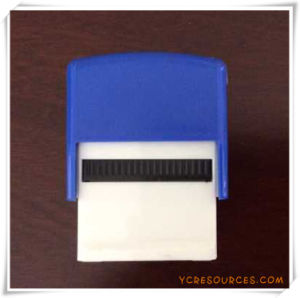 High Quality Self Inking Roller Stamp for Promotional Gifts (OI36013) pictures & photos