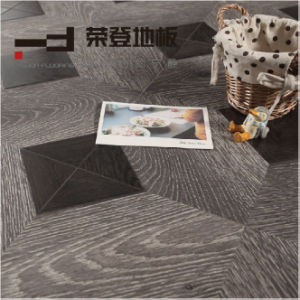 Classical Art Paste-up U Mould Laminated Floor pictures & photos