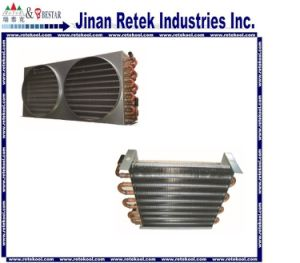 Copper Tube Radiator for Refregerator/Showcase pictures & photos