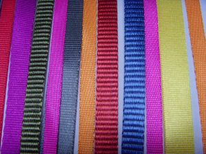 Colorful Factory Grosgrain Nylon Ribbon pictures & photos