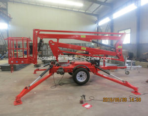 High Quality Aloft Boom Genie Lift pictures & photos