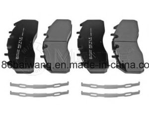 Heavy Duty Vehicle Brake Pads pictures & photos