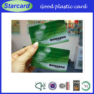 Full Colour Plastic Card Printing pictures & photos