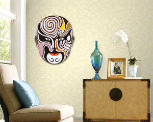 Peking Opera Mask Sticker (TP-073-10)