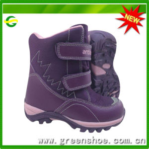 New China Children Girls Snow Boots pictures & photos