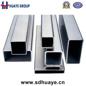 Huaye Grade 201 304 Prime Stainless Steel Pipes for Decoration pictures & photos
