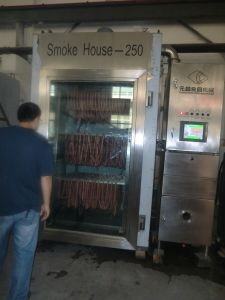 Sausage Smoking House Oven pictures & photos