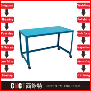 High Quality Custom Metal Work Bench pictures & photos