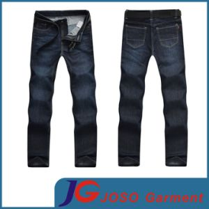 Factory Wholesale Men′s Casual Trousers Denim Pants (JC3260) pictures & photos
