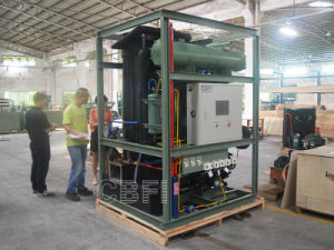 Industrial 10 Tons Tube Ice Machine with PLC Controller pictures & photos