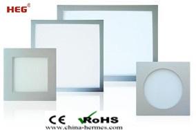 IR/RF/Dali/0-10V Dimmable 36W/56W/65W 600x600 LED Flat Panel Lighting