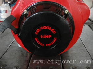 14HP/3600rpm Diesel Engine (Marine Manual Pulley Accepted) pictures & photos