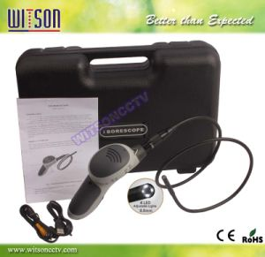 Handheld WiFi Videoscope Endoscope Borescope Inspection Camera (W3-CMP3813WX) pictures & photos