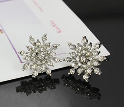 Christmas Jewelry/Christmas Earring/Christmas Snow (XER13358) pictures & photos