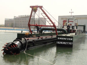 18 Inches Hydraulic Cutter Suction Dredger pictures & photos