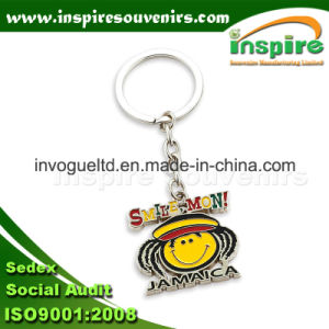 Jamaica Smile Mon Keychain for Collection pictures & photos