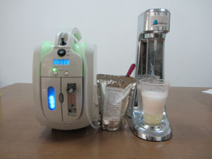 Very Popular Oxygen Foam Drink Machine pictures & photos