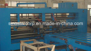 Dual-Head Semi-Auto Corrugated Box Stitcher pictures & photos