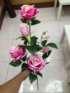 Artificial Flowers of Rose Gu-Jy915220953 pictures & photos