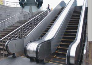 Outdoor Escalator Balustrade Exterior Panelling pictures & photos