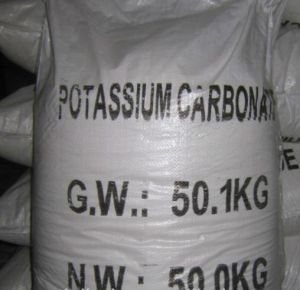 98% Potassium Carbonate for Industrial Grade pictures & photos